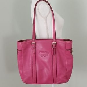 Coach  Large Tote with Matching Wristlet